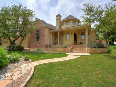 Austin Single Family Home Pending - Taking Backups: 3716 Pappys Way