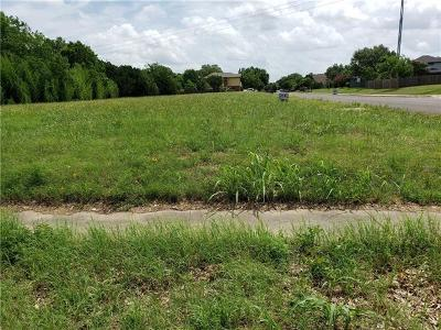 Round Rock Residential Lots & Land For Sale: 1702 Hollow Tree Blvd