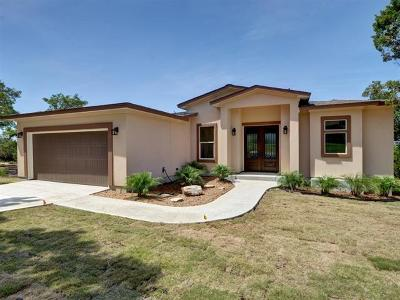 Lago Vista Single Family Home For Sale: 3208 Mount Vernon