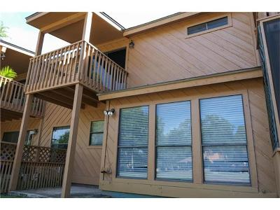 Wimberley Condo/Townhouse For Sale: 13 Cypress Fairway Vlg