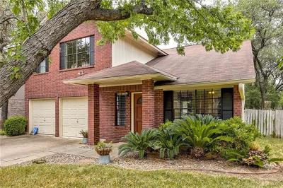 Cedar Park Single Family Home For Sale: 3009 Pepper Grass Trl