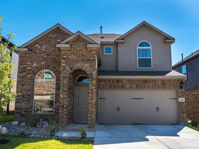 Round Rock Condo/Townhouse For Sale: 3451 Mayfield Ranch Blvd #604