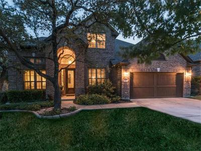 Hays County, Travis County, Williamson County Single Family Home For Sale: 12505 Calistoga Way