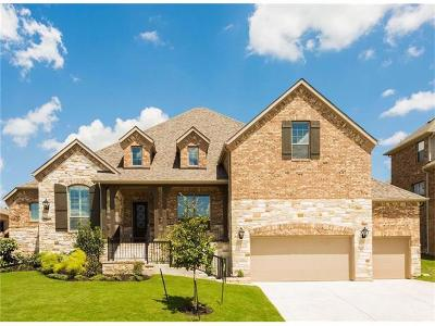 Austin Single Family Home Active Contingent: 160 Empire Ct