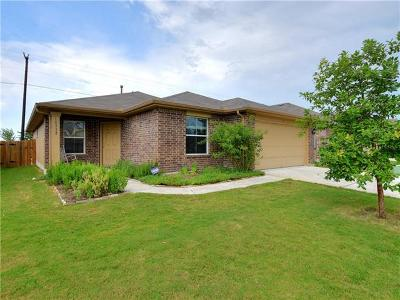 Elgin Single Family Home For Sale: 18332 Willow Sage Ln