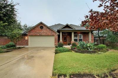 Cedar Park Single Family Home Pending - Taking Backups: 704 Edwards Walk Dr