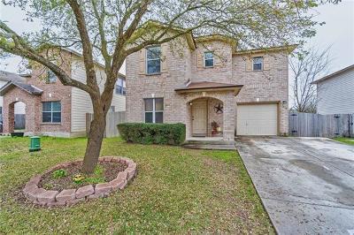New Braunfels Single Family Home Pending - Taking Backups: 3834 Cherokee Blvd