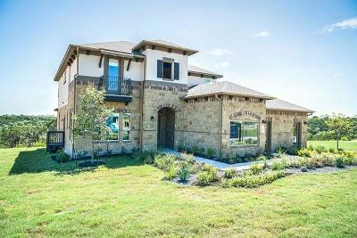 Cedar Park Single Family Home For Sale: 3608 Rolling Hills Rd