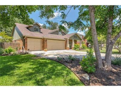 Austin Single Family Home Pending - Taking Backups: 11529 Gun Fight Ln