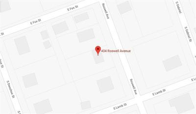 Williamson County Residential Lots & Land For Sale: 404 S Roswell St
