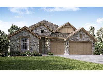 Williamson County Single Family Home For Sale: 14605 Iveans Way