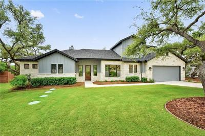 Spicewood Single Family Home For Sale: 2633 Crosswind Dr