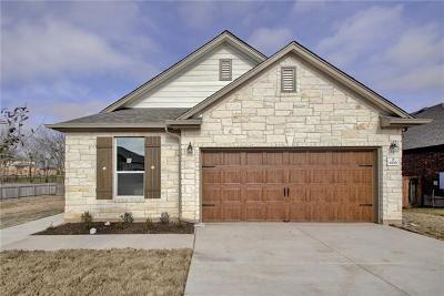 Pflugerville Single Family Home For Sale: 606 Landon Samuel Loop