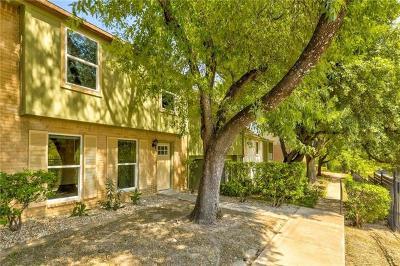 Austin Condo/Townhouse For Sale: 9009 North Plaza Ct #140