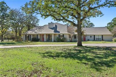 Leander Single Family Home For Sale: 6401 Acacia Dr
