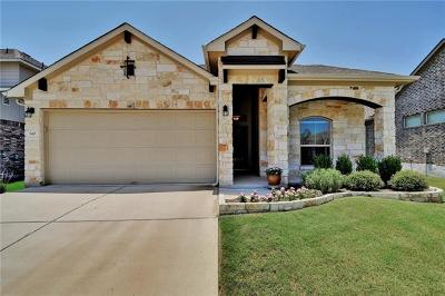 Leander Single Family Home For Sale: 540 Longhorn Cavern Rd