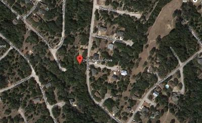 Travis County Residential Lots & Land For Sale: 2406 Newton Dr