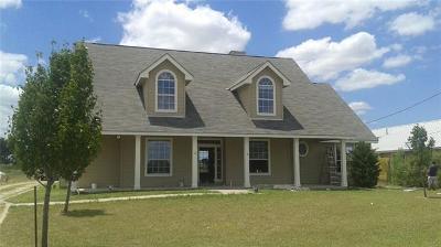 Manor Single Family Home Pending - Taking Backups: 22308 Trailriders Cv