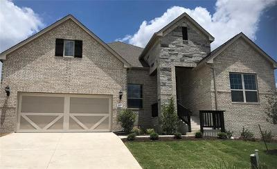 Georgetown Single Family Home For Sale: 2000 Limestone Lake Dr