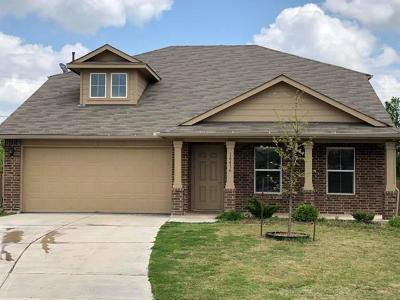 Elgin Single Family Home For Sale: 18436 Weatherby Ln