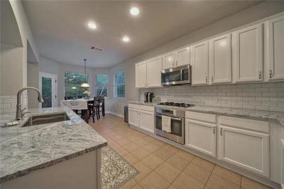Cedar Park Single Family Home Pending - Taking Backups: 907 Linden Loop