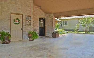 Burnet County Single Family Home For Sale: 430 Saint Andrews St