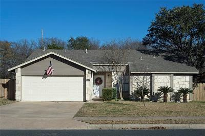 Leander Single Family Home For Sale: 2402 Susan Ln