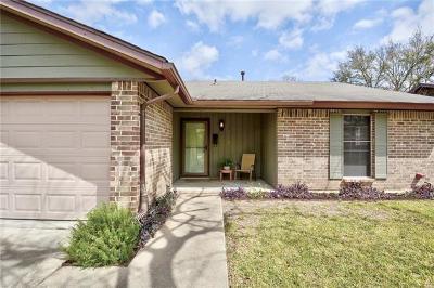 Austin Single Family Home Pending - Taking Backups: 10217 Oak Hollow Dr