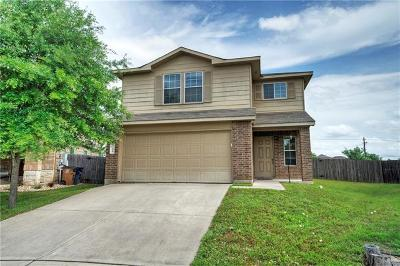 Manchaca Single Family Home Pending - Taking Backups: 108 Ash Tree Ct