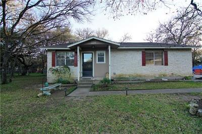 Buda Single Family Home Pending - Taking Backups: 219 Ranger Dr