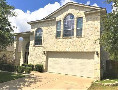 Austin Rental For Rent: 14816 Mistletoe Heights Dr
