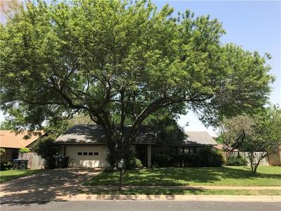 Single Family Home For Sale: 10602 Mourning Dove Dr
