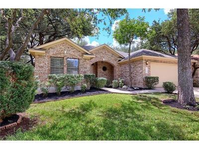 Cedar Park Single Family Home For Sale: 1322 Roadrunner Dr