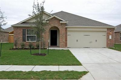 Leander TX Single Family Home For Sale: $264,900