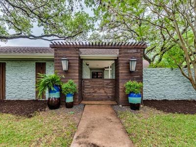 Austin Single Family Home Coming Soon: 11921 Brookwood Cir