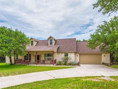 Dripping Springs Single Family Home Pending - Taking Backups: 123 Horseshoe Dr