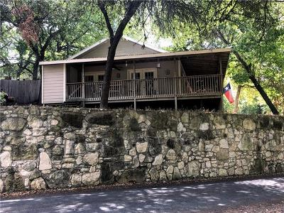 Spicewood Single Family Home For Sale: 115 Vicinity Trl