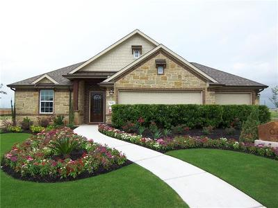 Round Rock TX Single Family Home For Sale: $360,811