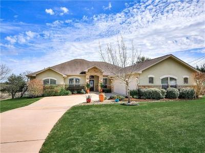 Austin Single Family Home Pending - Taking Backups: 13409 Crystal Way