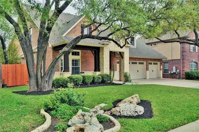 Cedar Park Single Family Home Pending - Taking Backups: 1507 Elkins Ln