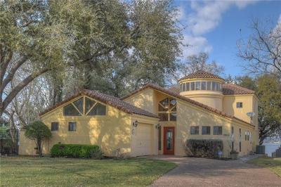 Horseshoe Bay Single Family Home For Sale: 3900 Pack Saddle Dr