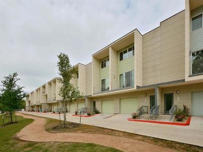 Austin Condo/Townhouse For Sale: 604 N Bluff Dr #118