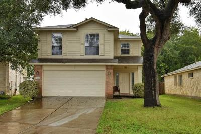 Austin TX Single Family Home For Sale: $279,000