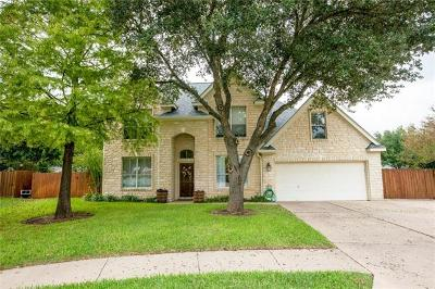 Pflugerville Single Family Home Pending - Taking Backups: 1004 Cedar Cv