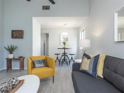 Austin Condo/Townhouse For Sale: 1504 W Braker Ln #A