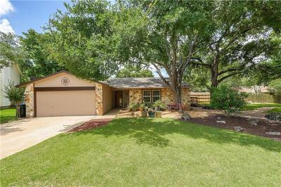 Austin Single Family Home For Sale: 11304 Songbird Cv