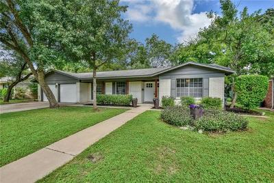 Austin Single Family Home For Sale: 3106 Whiteway Dr
