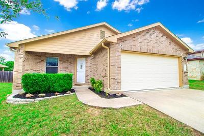 Leander Single Family Home For Sale: 202 Mesa Dr