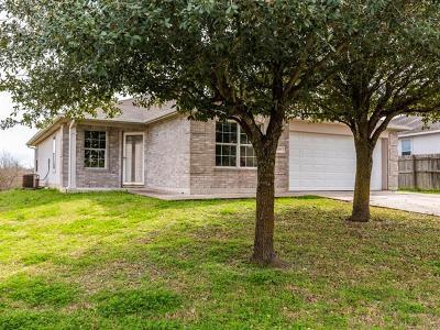 Kyle Single Family Home Pending - Taking Backups: 485 Dandelion Loop