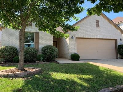 Austin Single Family Home For Sale: 8720 Panadero Dr